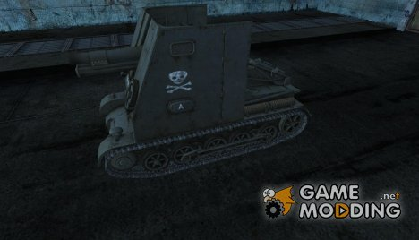 Шкурка для Sturmapnzer I Bison for World of Tanks