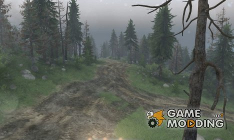 Кобаново for Spintires 2014