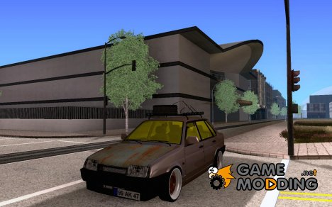 ВАЗ 21099 Rat Look for GTA San Andreas