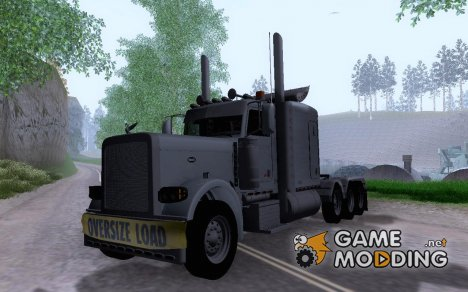Peterbilt 389 2009 for GTA San Andreas