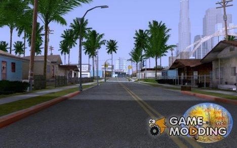 В стиле осени V1.0 for GTA San Andreas