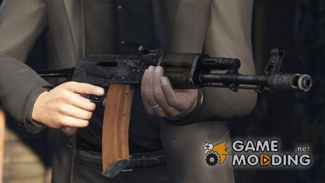1980 AKS-74N 1.0 for GTA 5
