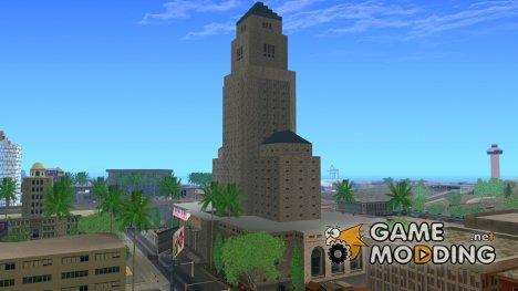 Новая мэрия для GTA San Andreas