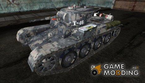 Т-46 (со всем необходимым) для World of Tanks