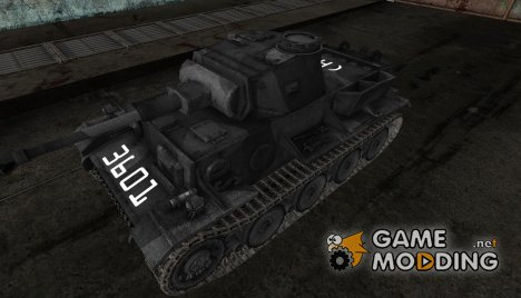 VK3601H wespe3891 для World of Tanks