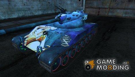 Шкурка для Bat Chatillon 25 t №12 for World of Tanks