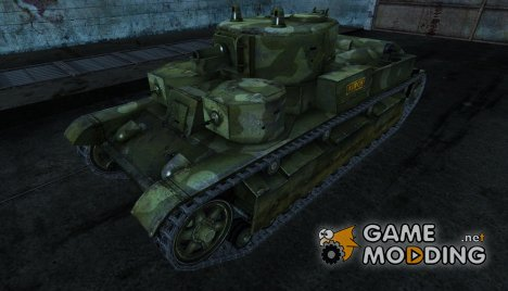 Т-28 для World of Tanks