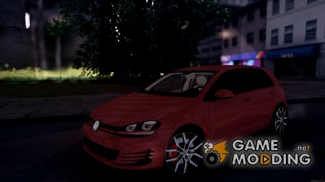 Volkswagen Golf Mk7 2014 for GTA San Andreas