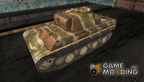 Panther. Россия, 1944 год. для World of Tanks