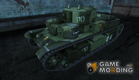 Т-28 for World of Tanks