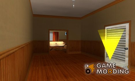 Country house interior for GTA San Andreas