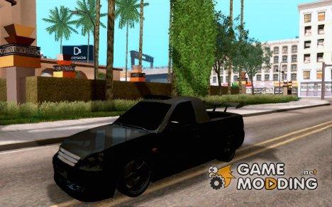 Лада Приора Пикап for GTA San Andreas