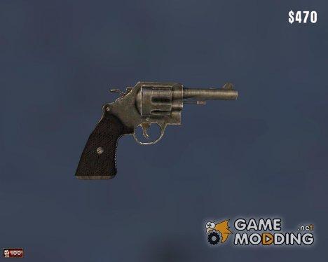 Smith & Wesson Model 10 for Mafia: The City of Lost Heaven