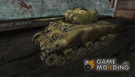 M4 Sherman 2 for World of Tanks