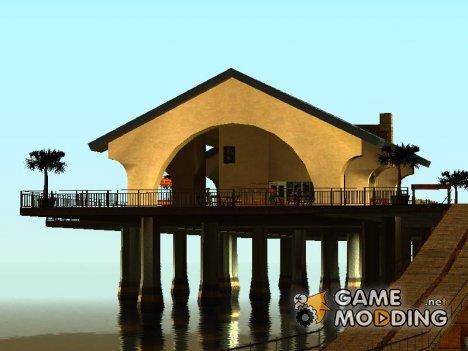 LS Beach House for GTA San Andreas