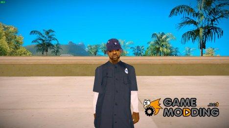 Gangsta Nigga.5 для GTA San Andreas