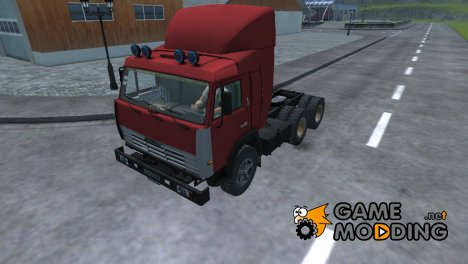КамАЗ 54115 для Farming Simulator 2013