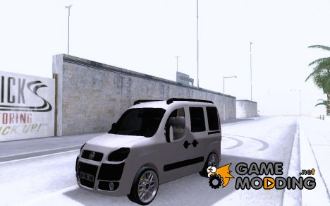 Fiat Doblo Safeline 1.3 for GTA San Andreas