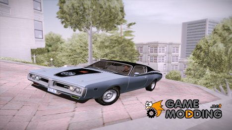Dodge Charger 1971 for GTA San Andreas