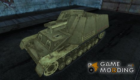 Hummel для World of Tanks