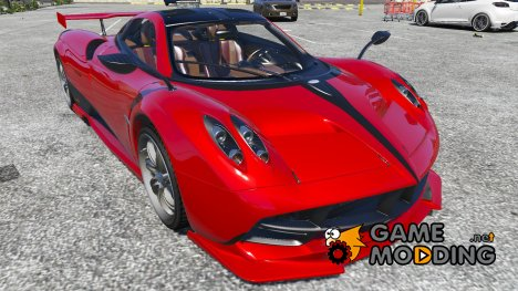 2012 Pagani Huayra 1.0 for GTA 5