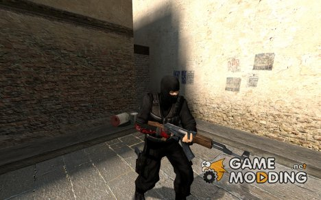 EW's Dragon Shinobi Ninja для Counter-Strike Source
