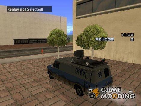 Репортёр for GTA San Andreas
