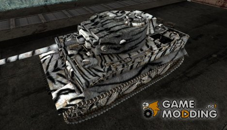 PzKpfw VI Tiger SERDEATH для World of Tanks