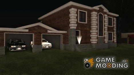 Новый Коттедж с интерьером  в Роговичах for GTA San Andreas
