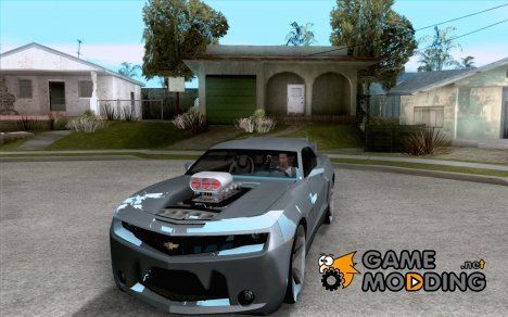 Chevrolet Camaro SS  Dark Custom for GTA San Andreas