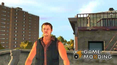 Дерил Диксон for GTA 4