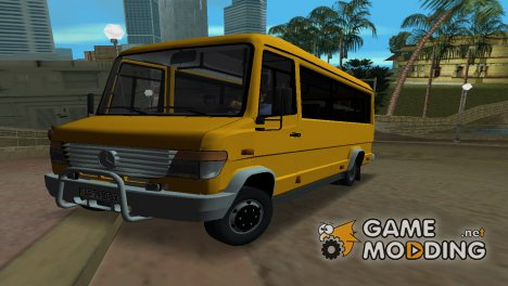 Mercedes-Benz Vario 612D for GTA Vice City