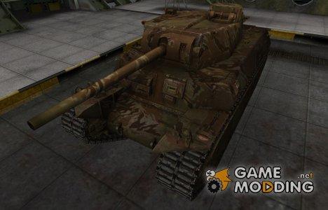 Американский танк T1 Heavy for World of Tanks