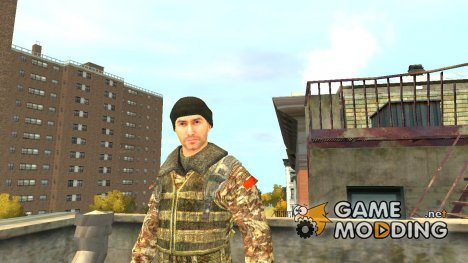 Владимир Макаров for GTA 4