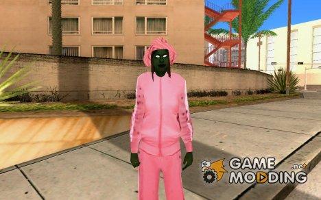 Zombie Skin - vhfyst для GTA San Andreas