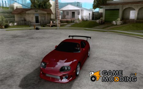 Toyota Supra Top Secret for GTA San Andreas