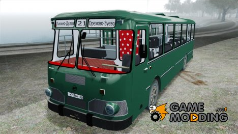 ЛиАЗ 677 for GTA 4