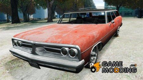 Regina TLAD для GTA 4