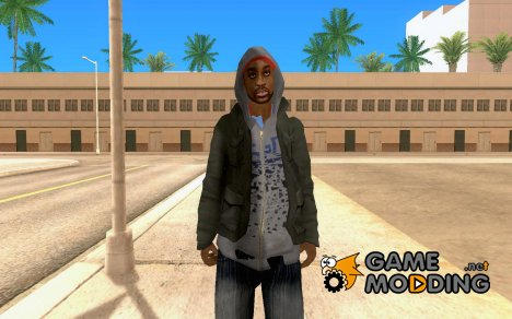 Новый наркоторговец for GTA San Andreas