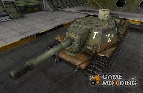 Ремоделинг для СУ-152 for World of Tanks