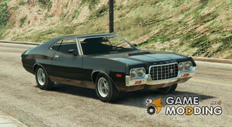 1972 Ford Gran Torino Sport BETA for GTA 5