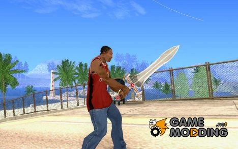 Sword for GTA San Andreas