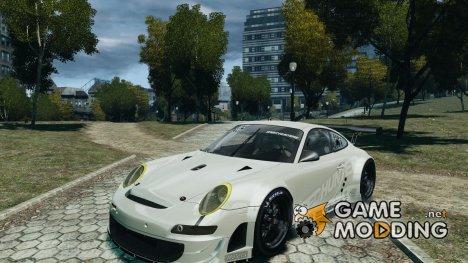 Porsche GT3 RSR 2008 SpeedHunters для GTA 4