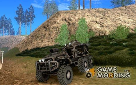 Chata Paw for GTA San Andreas