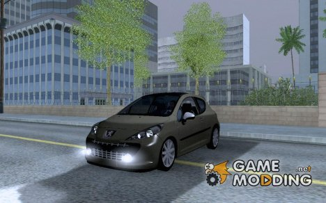 Peugeot 207 for GTA San Andreas