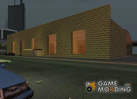 Вокзал в Сан-Фиерро ( v0.2) для GTA San Andreas