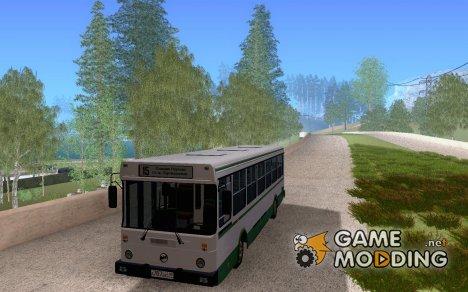 ЛиАЗ 5256 Пригородный for GTA San Andreas