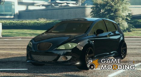 2010 Seat León for GTA 5