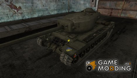 Шкурка для T30 для World of Tanks
