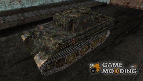 PzKpfw V Panther 72AG_BlackWing для World of Tanks